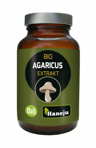 60 Kapseln 79,48€//100g Bio Agaricus blazei Pilz Extrakt 320 mg