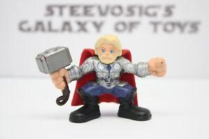 Marvel Super Hero Squad Rare Thor Ragnarok