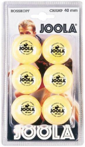 Best Rosskopf Balles de Tennis de Table pack de 6 1 STAR Qualité 6 table Tenni UK Stock