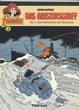 FRANKA # 2 - HENK KUIJPERS - CARLSEN 1. AUFLAGE 1986 - TOP