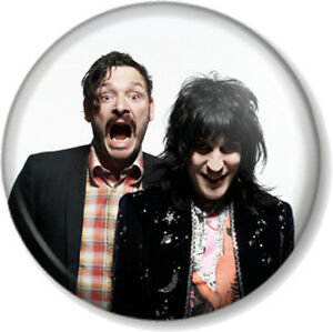 "PUT AWAY THOSE FIERY BISCUITS Novelty Mighty Boosh 25mm 1/"" Button Badge"