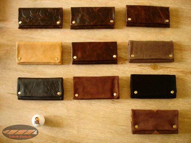 KAVATZA | ALL Quality Leather Pouch Cigarette Tobacco Bag Pouch Case Box Sheath