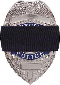 Black-Elastic-Police-Law-Enforcement-Officer-Badge-Mourning-Band