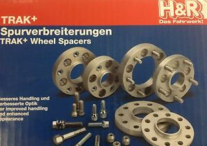 Spurverbreiterung-H-amp-R-DRS-Set-10mm-LK4-114-3-Honda-Rover-Art-Nr-1064640