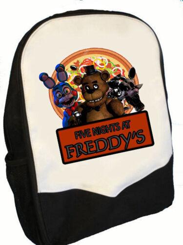 Sac Bonnie Foxy Cinq Nights at Freddy/'s Pizza Sac à dos Sac à dos école BMS