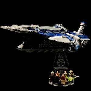 Acryl-Display-Stand-Acrylglas-Standfuss-fuer-LEGO-9515-The-Malevolence