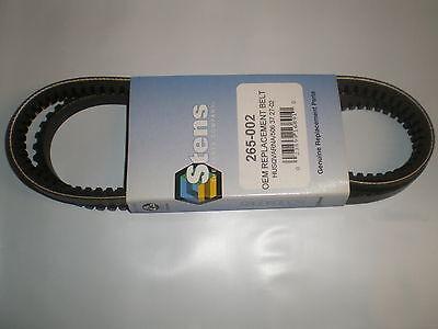 2x drive belt for Kenwood 3M-276 KW712354  KM636 KM250 KMC AT340 slicer