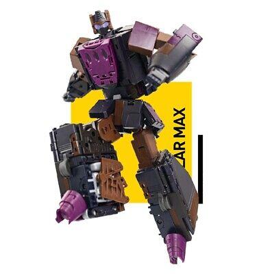 Pre-order Transformers toy Ocular Max MMC OX PS-13 Vortex G1 Bruticus Mp Scale