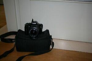 Fotocamera-Canon-EOS-1100d-reflex-digitale-obiettivo-18-55-borsa-sd-16gb