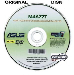 Asus M4A77T/USB3 Realtek LAN Windows 8 X64