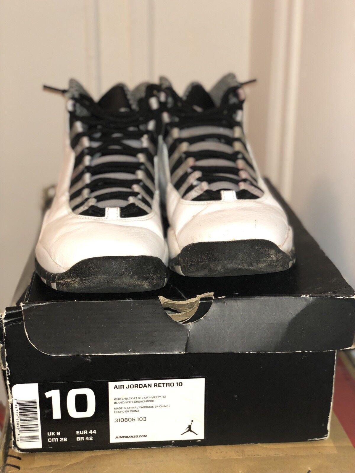 Jordan Steel 10 Size 10