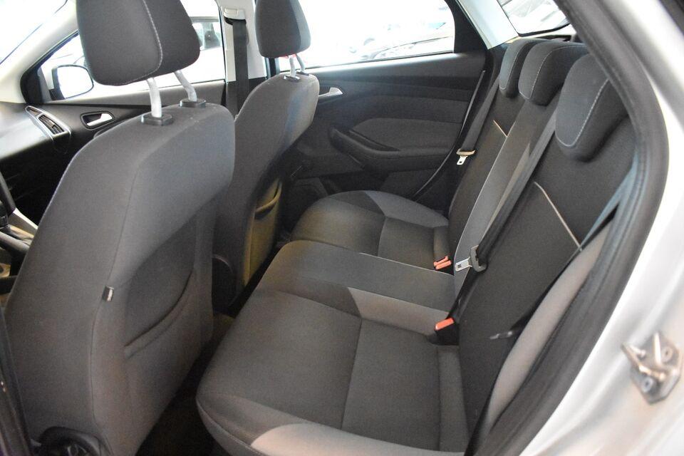 Ford Focus 1,6 Ti-VCT 125 Edition aut. Benzin aut.
