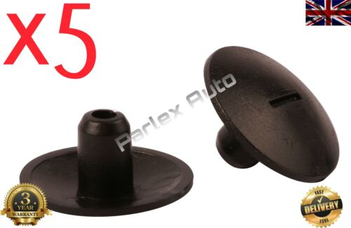 5x Wheel Arch Fixing Clip Holder For Ford Citröen Renault 7703081054