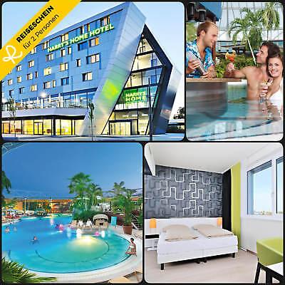 2019 Mode 3 Tage 2p Im Harry's Home Hotel München Moosach & 2 Tageskarten Therme Erding