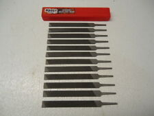 """NEW Chainsaw 6"""" flat file 12 pack 1 dozen file for rakers"""