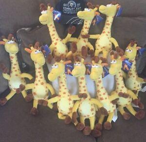 Toys R Us Exclusive Geoffrey Giraffe Stuffed Animal Plush 17 Nwt