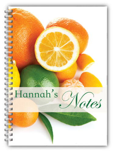 A5 PERSONALISED NOTEBOOK NOTEBOOKS NOTES NOTEPAD 50 PAGE LINED BLANK PAGES GIFT