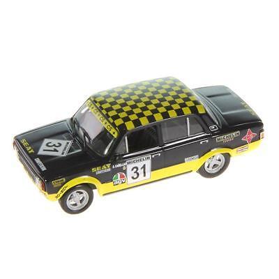 Voitures miniature de collection Seat 124 2000 GR.2 (1979) 1/43