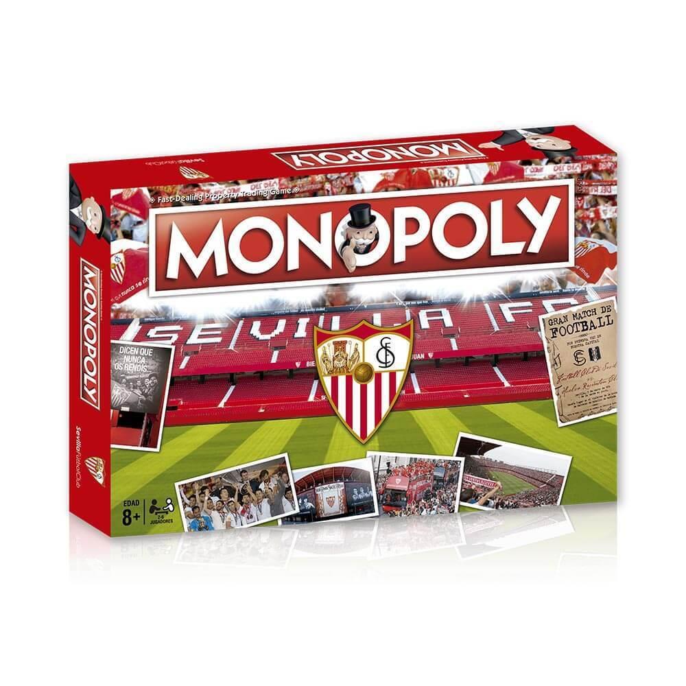 Monopoly Edition Sevilla FC - Set table - Versión in Spanish