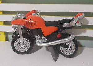 BUILD-A-BEAR-MOTORCYCLE-PLUSH-TOY-FOR-THE-HARLEY-DAVIDSON-BEAR-ORANGE