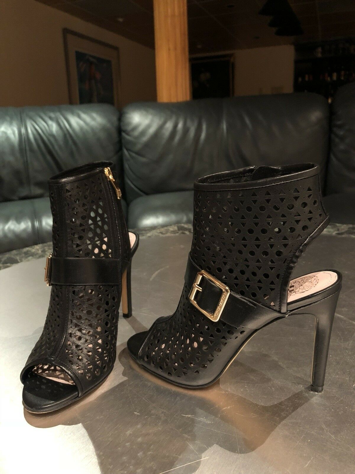 Vince Camuto Ankle Booties Size 37