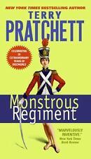 Discworld: Monstrous Regiment 31 by Terry Pratchett (2004, Paperback)