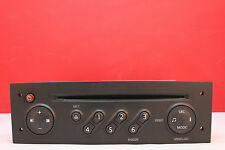 RENAULT MEGANE CLIO MODUS SCENIC UPDATELIST CD RADIO PLAYER CAR STEREO CODE