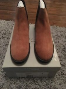 retail prices on wholesale popular brand Z CARVELA KURT GEIGER RANDALL TAN BROWN SUEDE LEATHER CHELSEA ...
