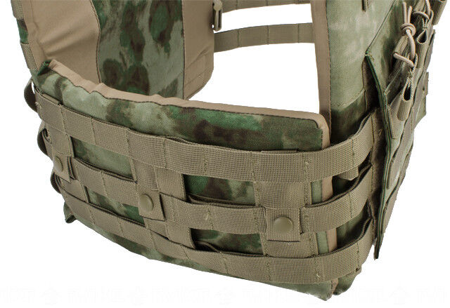 Long Side Armor Pouch Set for Crye JPC or Similar Plate Carrier Cummerbund
