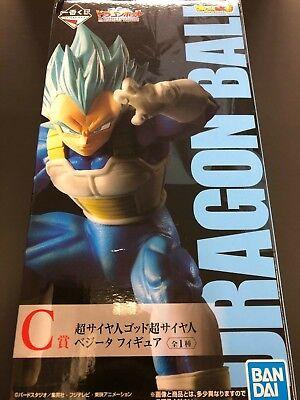Ichiban Kuji Dragon Ball Z ULTIMATE EVOLUTION With B Dokkan Battle Son Goku GOD
