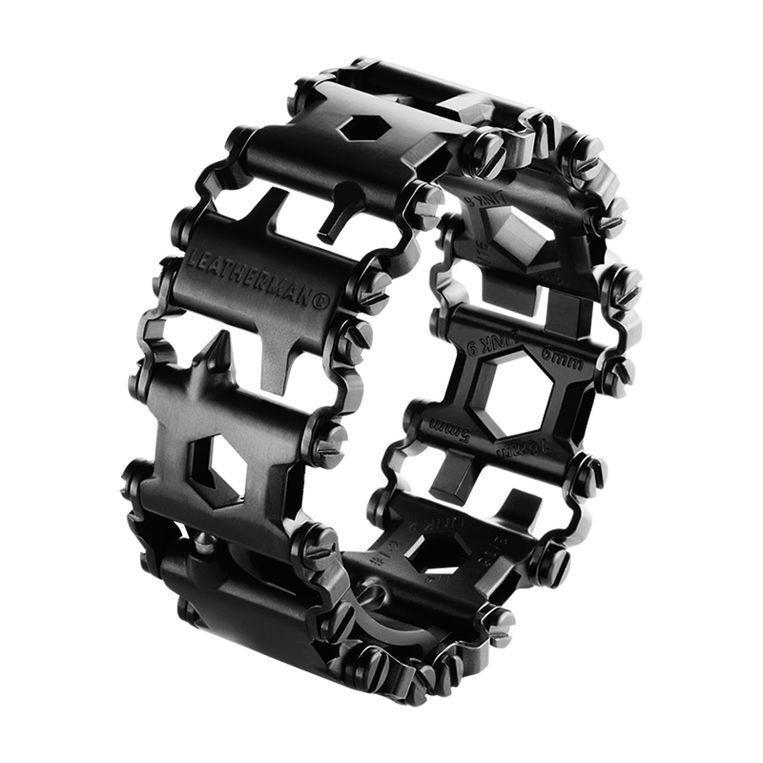 Lederman Tread Edelstahl schwarz das Multitool für den Arm Arm Arm Neu & OVP 39cad6