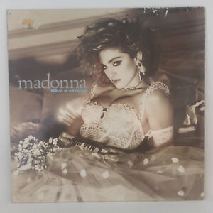 Madonna-Like-A-Virgin-Label-Sire-925-157-1-Format-Vinyl-LP-Album-1984