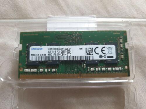 SAMSUNG PC4 4GB M471A5244CBO-CTD DDR4 2666V SODIMM RAM Memor