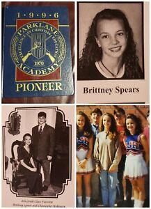 Britney-Spears-High-School-Yearbook-1996-Jamie-Lynnn-Spears-Signed