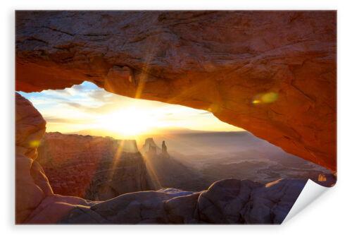 Poster 0777 Postereck National Park Moab Utah USA Sonnenaufgang Mesa Arch