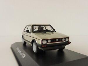 VW-Golf-GTI-I-1983-1-43-maxichamps-by-Minichamps-940055174-volkswagen-Silver