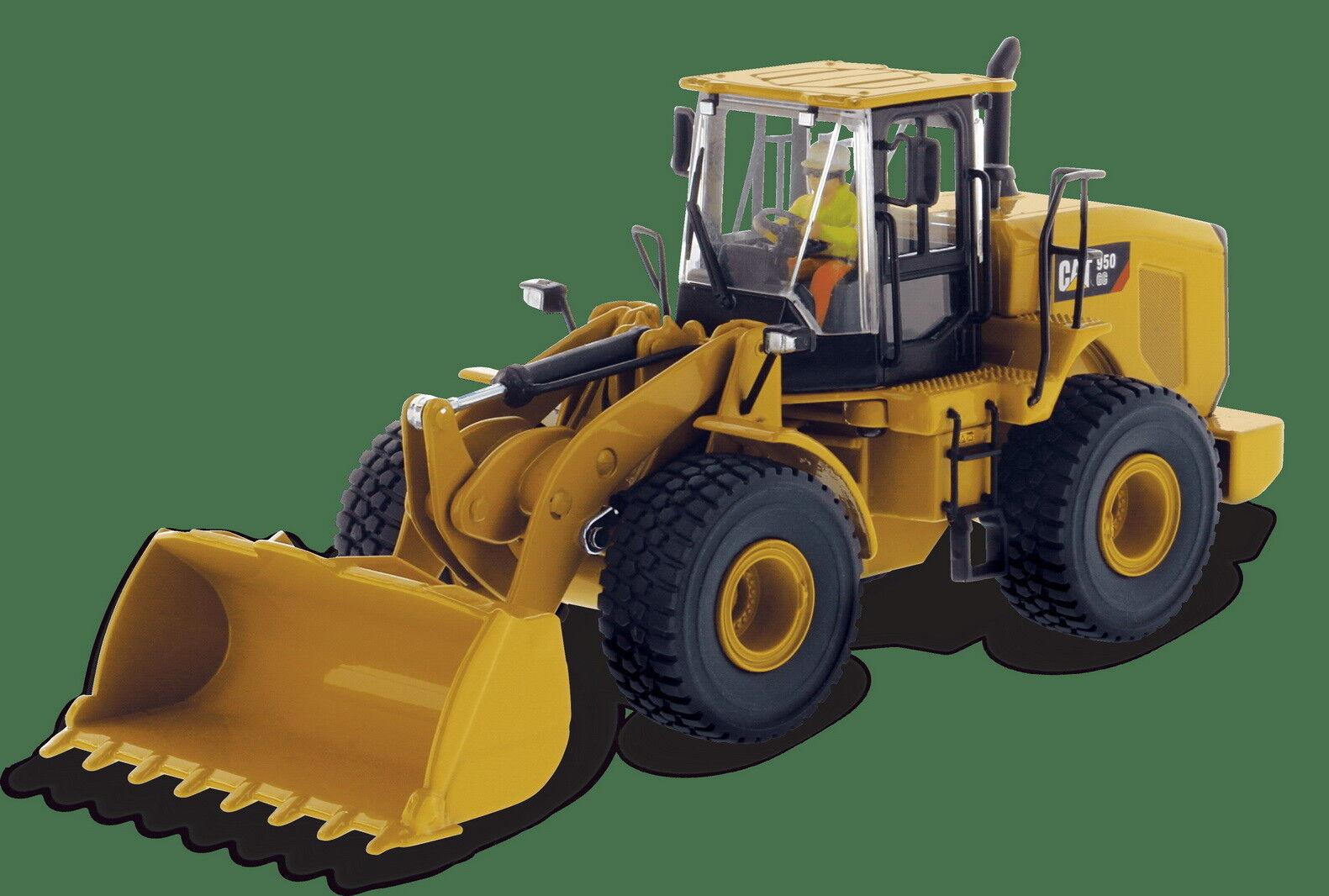 1 50 DM Caterpillar Cat 950GC Wheel Loader Diecast Modells  85907C