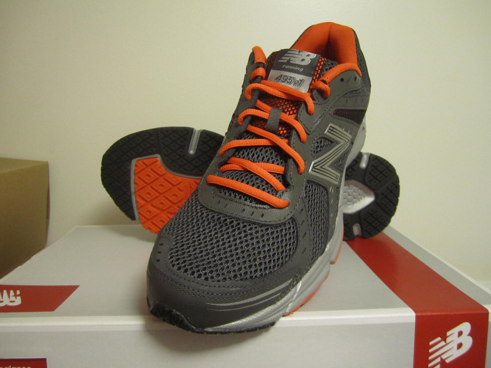New  Mens New Balance 495 Running Sneakers shoes  - 7
