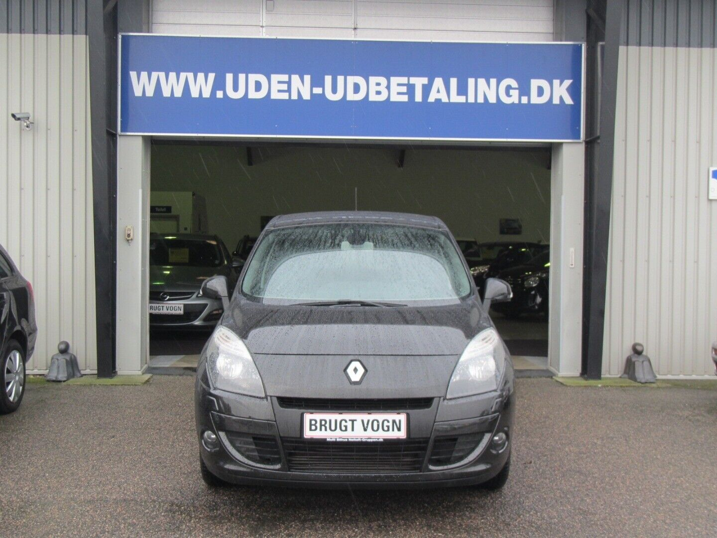 Renault Scenic III 1,4 TCe 130 Dynamique 5d - 59.900 kr.