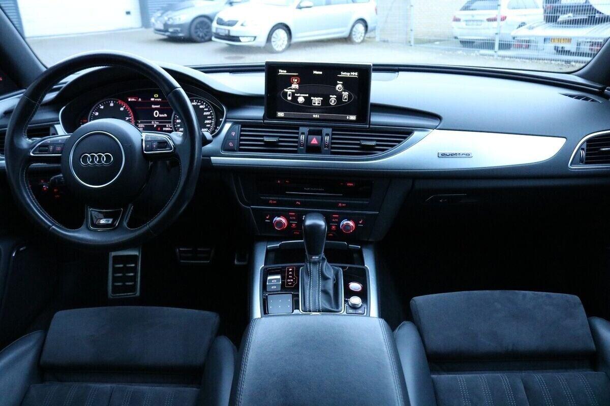 Audi S6 TFSi Avant quattro S-tr. Van