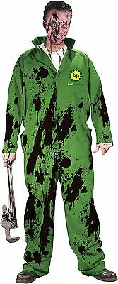 "Fun World BAD PLANNING ""Dirty"" Lookin Mechanics Jumpsuit Adult Costume"