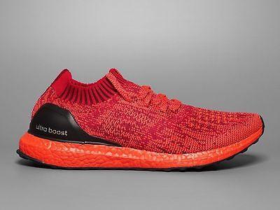 Adidas Ultra Boost Uncaged LTD Triple Red Size 11.5. BB4678 NMD PK Yeezy | eBay