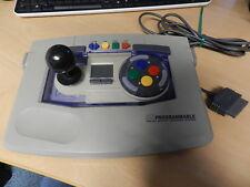 Super Nintendo SNES SN Programmable Arcdestick Joystick Controller