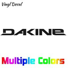 Dakine Sticker | Car Laptop Mirror Window Vinyl Die Cut Decal *Multiple options*