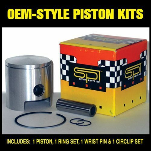 Piston Kit POLARIS FIN /'98-90 LRT 244cc STAR STARTRACK 72.00MM