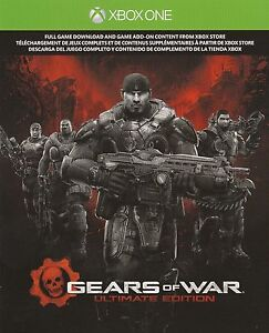 NEW-XBox-1-ONE-Gears-of-War-Ultimate-Edition-FULL-GAME-Digital-Download-Code-DLC