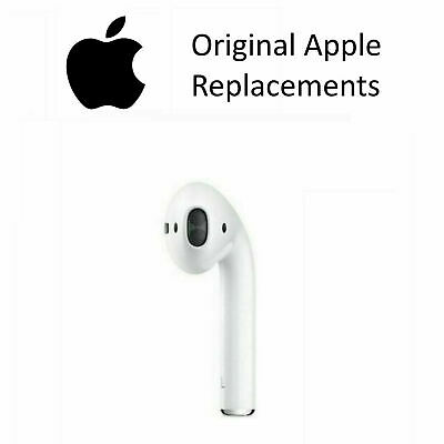 Genuine Apple 2nd Generation Airpods Left Side Airpod Replacement A2031 Ebay