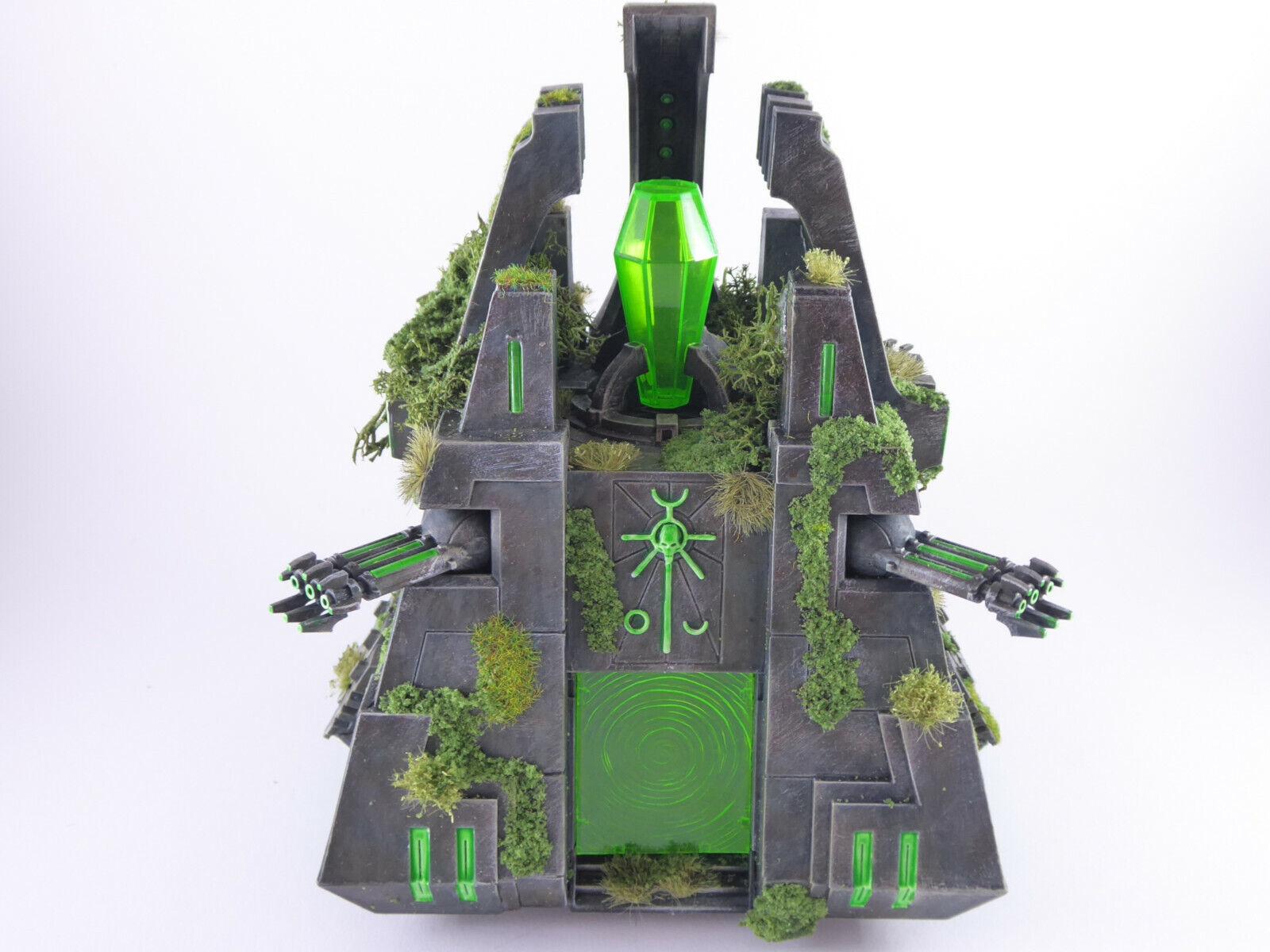 benvenuto a scegliere Monolith dei dei dei Necron-molto bene dipinto -  in vendita scontato del 70%