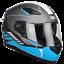 Casco-Integral-Demi-Jet-Full-Cara-Cgm-317G-Silverstone-Moto-Scooter-Homologado miniatura 14