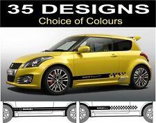 Suzuki Swift Seite Streifen Aufkleber Sticker Grafik Auswahl von Design